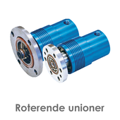 Roterende unioner